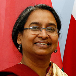 Dr. Dipu Moni, MP