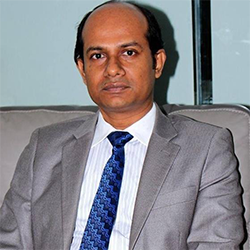 Mr. Rathindra Nath Das